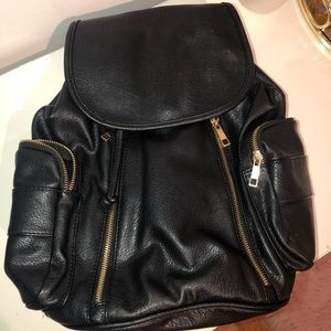 2/35$ Forever 21 leather backpack